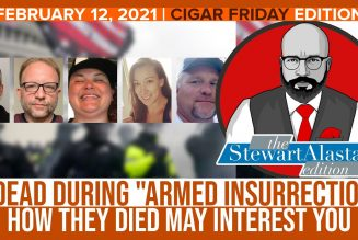 """5 DEAD DURING """"ARMED INSURRECTION"""" HOW THEY DIED MAY INTEREST YOU 