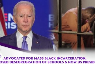 Advocated For Mass Black Incarceration, Opposed Desegregration Of Schools & Now US President