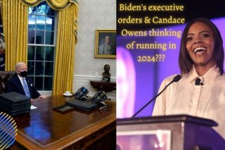 Biden's executive orders & Candace thinks of running in 2024