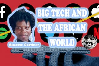 Big Tech and the African World with Suzette Gardner