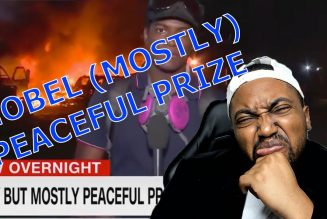 Black Lives Matter Nominated For The Noble (Mostly) Peaceful Prize
