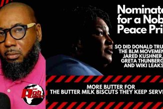 Butter Biscuits And The Nobel Peace Prize Nomination