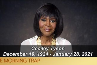 Celebrating The Iconic Ceciley Tyson (12/19/24 – 1/28/21)