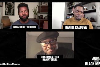 Chairman Fred Hampton Jr. Black Panther Party Cubs – Judas and The Black Messiah interview