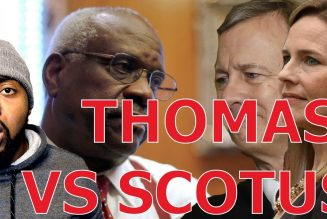 Clarence Thomas SCOLDS SCOTUS As They REJECT Election-Related Lawsuits & Allow Access To Trump Taxes
