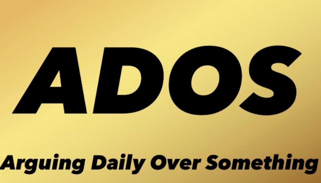 Constant Beef Has Ruined The ADOS Acronym