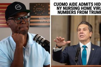 Cuomo Aide ADMITS To Hiding Nursing Home Virus Numbers From Trump!