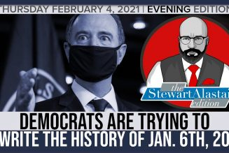 DEMOCRATS ARE TRYING TO REWRITE THE HISTORY OF JAN. 6TH 2021 | The Stewart Alastair Edition