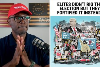 "Elites Say They Did NOT ""Rig"" The Election, They FORTIFIED It!"
