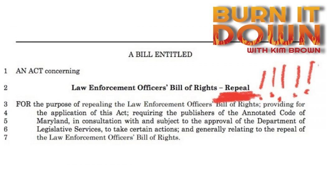 Ending Legal Protections for Killer Cops Starts Now