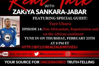 Episode 13: Special Guest Taye Uhuru on Repatriation|Connecting to Africa
