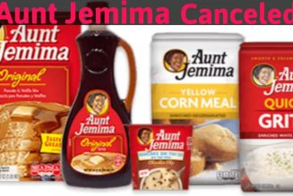 Fake Woke Canceled Aunt Jemima