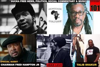 From Chairman Fred Hampton to Mutulu Shakur the Ongoing Legacy of Resistance