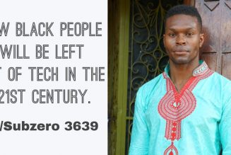 How Black People Will Be Left Out Of Tech In The 21st Century w/ Sub Zero3639