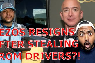 Jeff Bezos RESIGNS As Amazon Is Accused Of STEALING $62 Million From Delivery Drivers