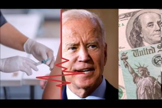 Joe Biden New Purposed Stimulus Check Bill