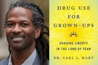 Let's Talk About the Columbia University Professor Who Wants to Legalize Herion