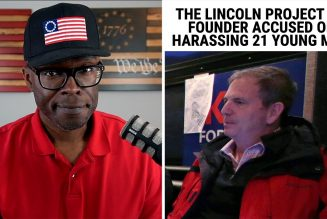 Lincoln Project Co-Founder Allegedly Sexually Harassed 21 Young MEN!