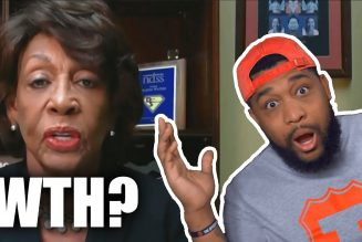 Maxine Waters SHOULD BE IN PRISON after what she did to TRUMP