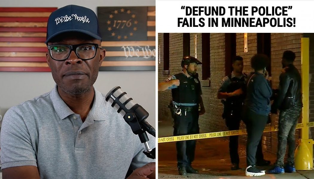 Minneapolis To Spend MILLIONS On Police After Defund Movement FAILS!