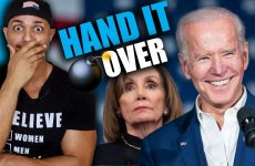Nancy Pelosi wants Biden to GIVE UP the NUCELAR AUTHORITY