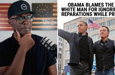 Obama IGNORED Reparations And Says It's The White Man's Fault!