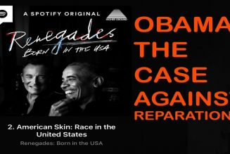 Obama's Case Against Reparations