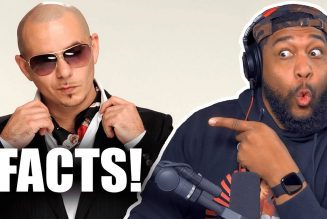 Rapper PITBULL JUST EXPOSED EVERYBODY!