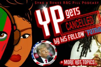RBG Pill – Young Pharaoh Cancelled by MAGA