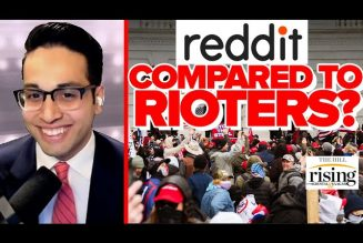 Saagar Enjeti: Former SEC Commissioner Likens Redditors To CAPITOL RIOTERS For Destroying Hedge Fund