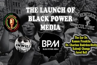 The Launch of Black Power Media!