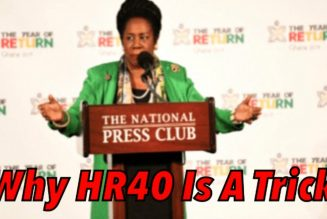 Why HR40 Is A Trick