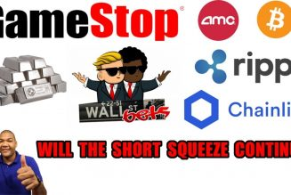 Will WallStreetBets Continue To Squeeze The Shorts In GameStop & Silver???