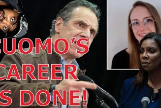 Andrew Cuomo's Political Career Is OVER!