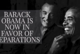 Barack Obama & Bruce Springsteen Talk Reparations On New Spotify Podcast