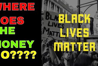 Black Lives Matter organization fights over the Money