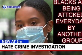 Blacks are Being  Attacked Everyday by Another Group