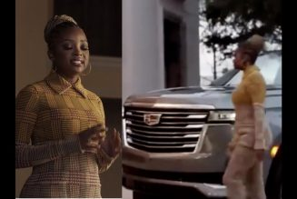 Cadillac GM & Tamika Mallory under FIRE for controversial commercial – Vicki Dillard