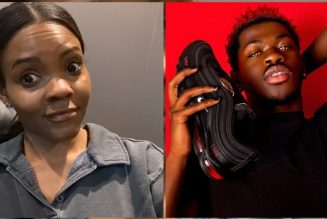 "Candace Owens GOES OFF On Nike For Lil Nas X ""Satan Shoe"" #LilNasX"