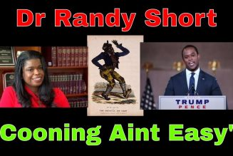 "Dr Randy Short, ""Cooning Aint Easy"""