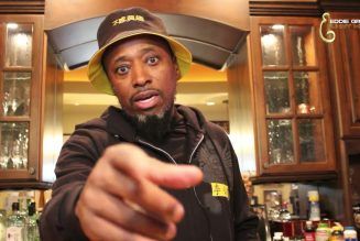 Eddie Griffin On The Lone Shooter
