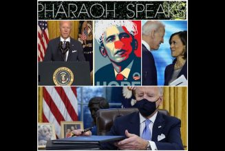 JOE BIDEN IS OLD AND DECREPIT, OBAMA PRO REPAIRATIONS NOW?