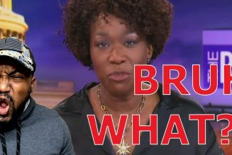 Joy Reid: Texas Reopened Because White People Want Black People Back To Making Them Steaks