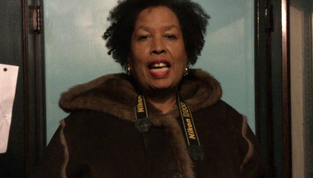 Original Black Panther Lauren Williams talks about importance of building relationships