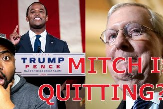 Mitch McConnell Preparing To Retire Before The End Of His Term?! Did Trump Make Him Tap Out?