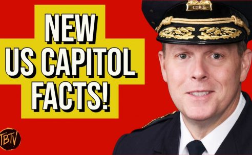 NEW FACTS About The Capitol Invasion!