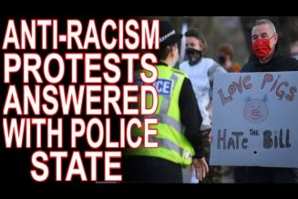 Police State Will Be Next Step To Preserve White Supremacy