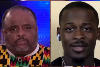 "Roland Martin Gets DESTROYED By King Randall | ""We Have To Start Doing For Self In Our Communities"""