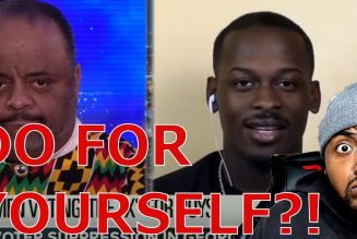 Roland Martin SCHOOLED By 21 Year Old Conservative On How To Not Depend On The Government