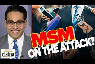 Saagar Enjeti: MSM ATTACKS Independent Journalists For BEATING Them As Trump Era Boom Wanes